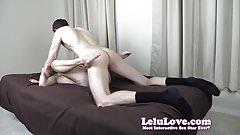 Lelu Love-Prone Bone And Missionary Leg Wrap