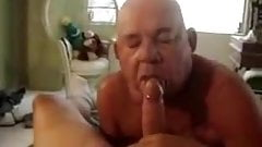Grandpa blowjob series - 28