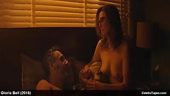 Celebrity Julianne Moore nude and romantic sex video