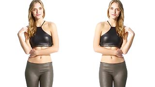 Shiny Yoga Clothes