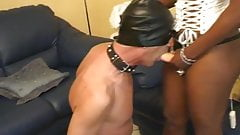 Black Mistress Humiliating Him