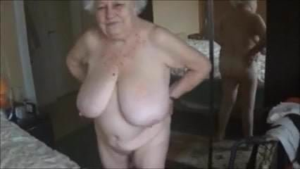 Grandmas with big boobies nacked picture 708