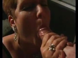 She's a luxury whore for younger men