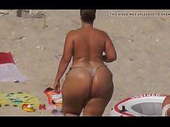 big ass ever in beach