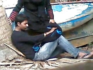 Preview 2 of Bangladeshi Aunty with Young Lover