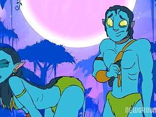 Hot Na Vi Sex Animation Avatar