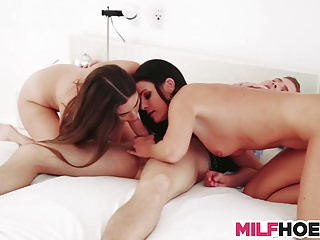 Mommy Dearest Gets Fucking Freaky