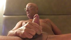 Masturbating in Palm Springs