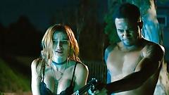 Bella Thorne Lingerie Scene from 'Ride' On ScandalPlanet.Com