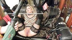 Slave Slut-Orgasma Celeste Fuck Machine