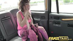 Fake Taxi Spanish tits and english big dick