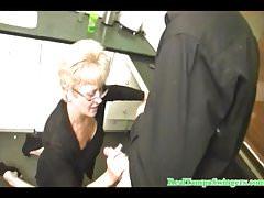 Hand Job Punishment