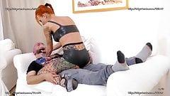Kessie Shy - Mistress Erotic Smother