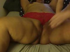 Fingering A Fat Slut