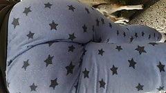 Jiggle Butt walking