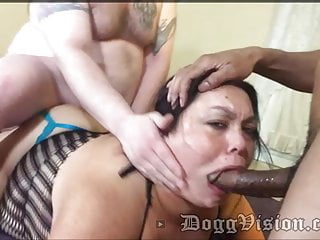 Hubby Shares Anal Wife with Black Boyfriend