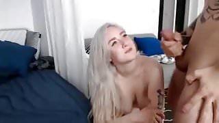 webcam couple facial