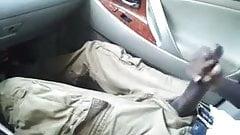my black friend sends me car jerkoff