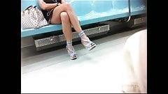 Metro Upskirt