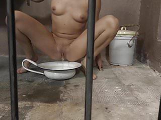 Pee in prison