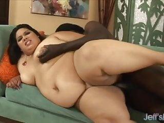 Fat Ass BBW Lorelai Givemore takes black dick.