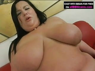 Fat Gal Pounding Sexy Fat Tits Plumper Ass Part