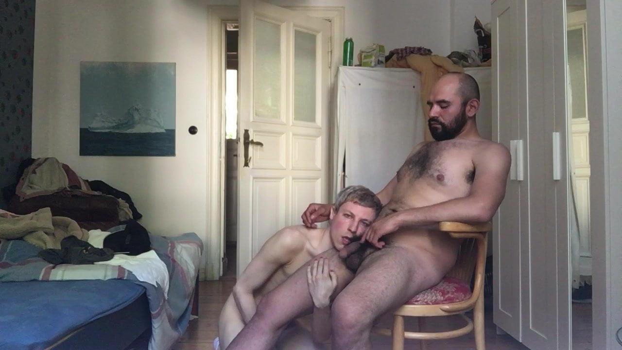 gay senior grandpa men fucking