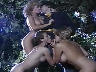 Cavalry Officer - Forest Anal Foursome