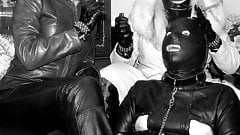 The Leather Domina - Leather F