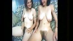 hairy women babe