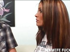 I know you want to watch me getting fucked by a stranger