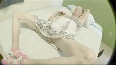 Skinny Old Pussy #3
