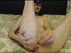 Ass To Mouth With A Dildo And Double Penetration