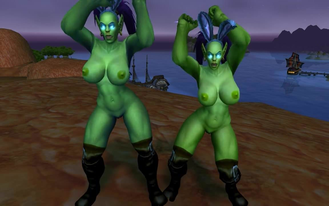 female hentai Warcraft orc