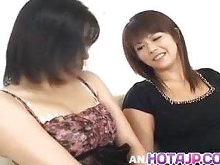 Ami Hojo in passionate scenes of raw Jap - More at hotajp co
