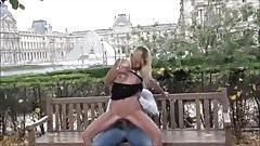 Public Sex - Louvre Museum