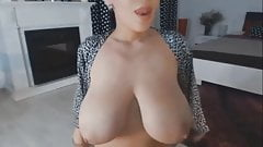 Canadian Mom With Natural Tits