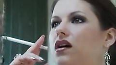 Smoking 120 Big Tits