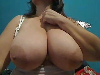Webcams 2014 - Colombian MILF w HUGE TITS 3