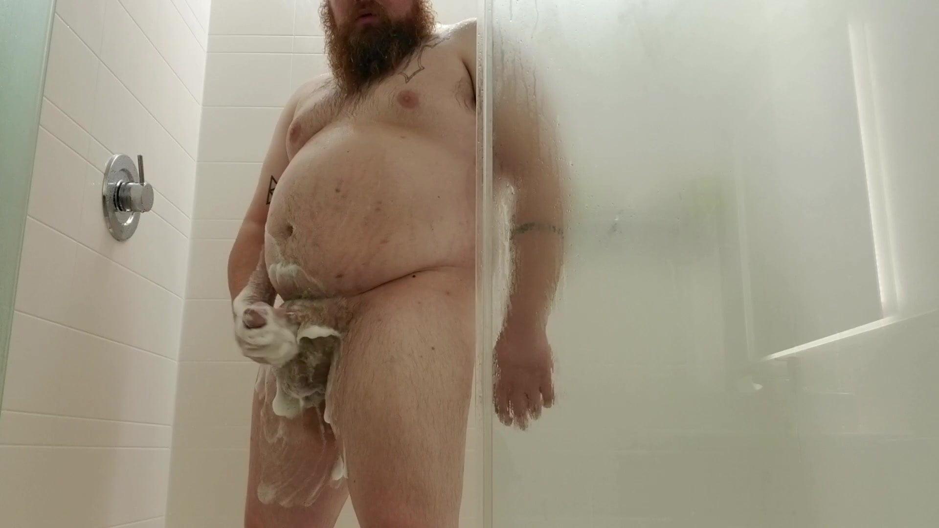 Chubby gay bear shower, sexy mom in sex porn in car