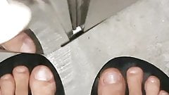 MY TOES & SANDALS PART 2