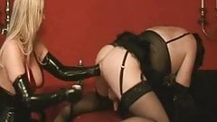Mistress Deep Fist! Amateur!