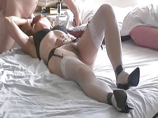 My slut is a whore and she,s an amazing cock sucker !