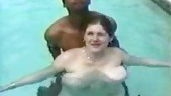 big titty pool bitch