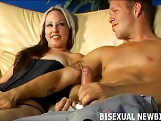 I will make sure your first bisexual threeway is amazing