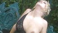 Brittney Skye - Outdoor Fuck in the Rain