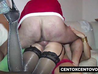 Morena la Taxista e la scopata di Natale!