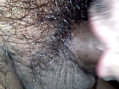 Married hot guy sucking and deep throat a brown uncut cock