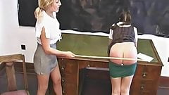 Rosaleen Young - Caned At School