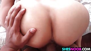 Teen Stacey Foxxx likes to bang